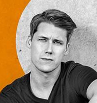 Samuel Holmström, vd Lundqvist Trävaru AB