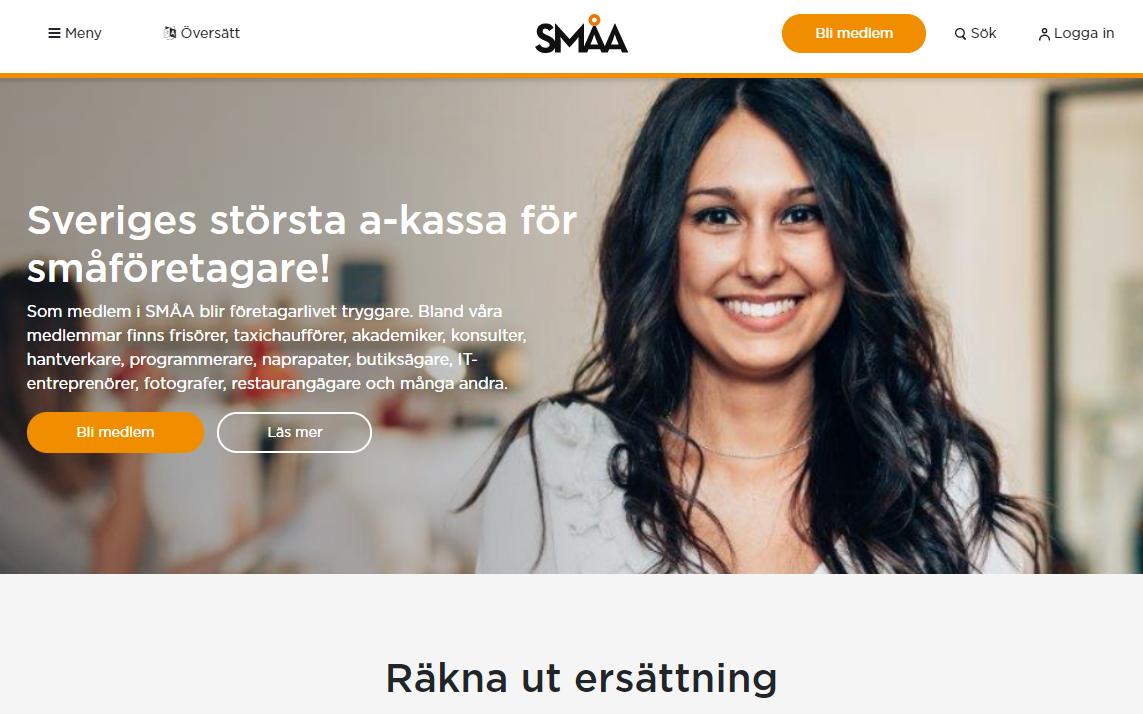 Välkommen till vår nya webb